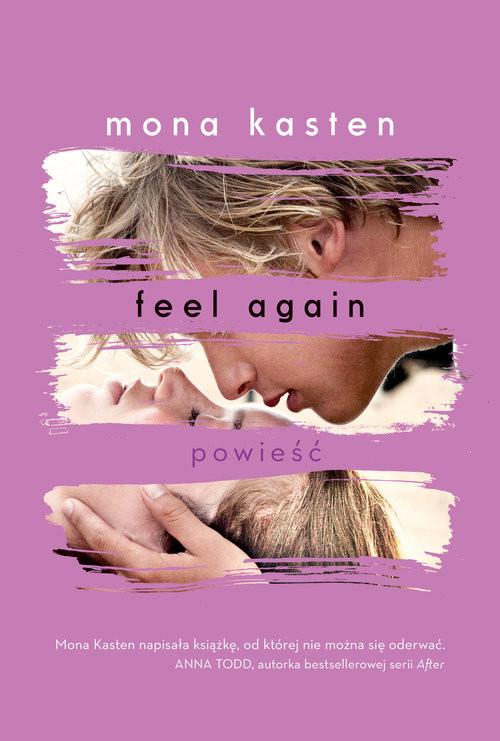 okładka Feel Again, Książka | Kasten Mona