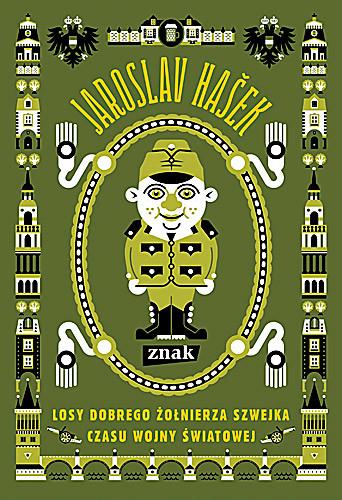 okładka Losy dobrego żołnierza Szwejka czasu wojny światowej , Książka | Hašek Jaroslav