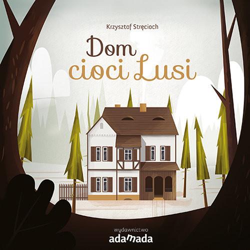 okładka Dom cioci Lusi, Książka | Stręcioch Krzysztof