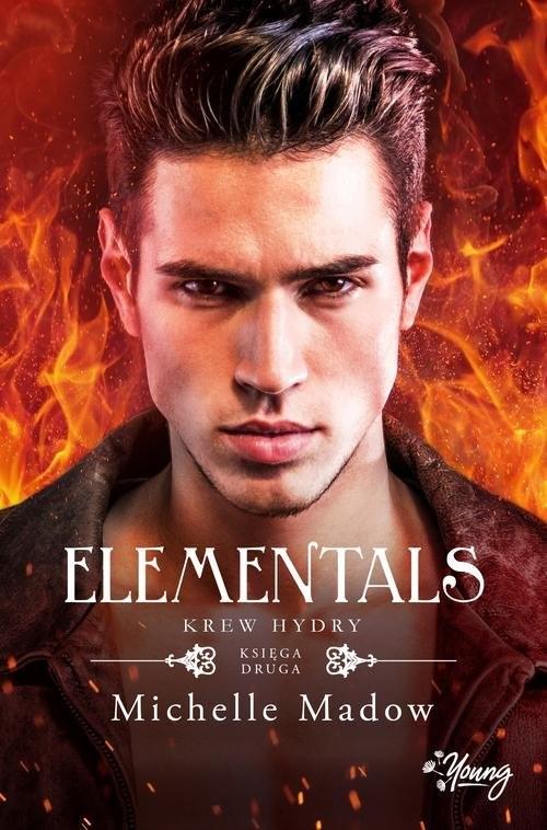 okładka Elementals Tom 2 Krew Hydryksiążka |  | Madow Michelle