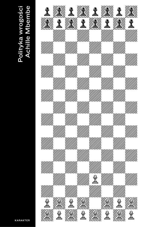 okładka Polityka wrogości, Książka | Achille Mbembe
