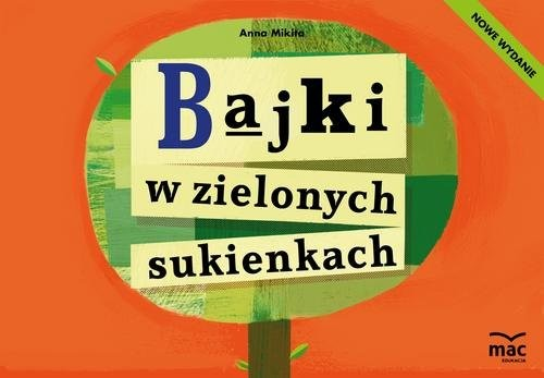 okładka Bajki w zielonych sukienkachksiążka      Mikita Anna