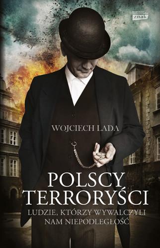 okładka Polscy terroryści, Książka | Lada Wojciech