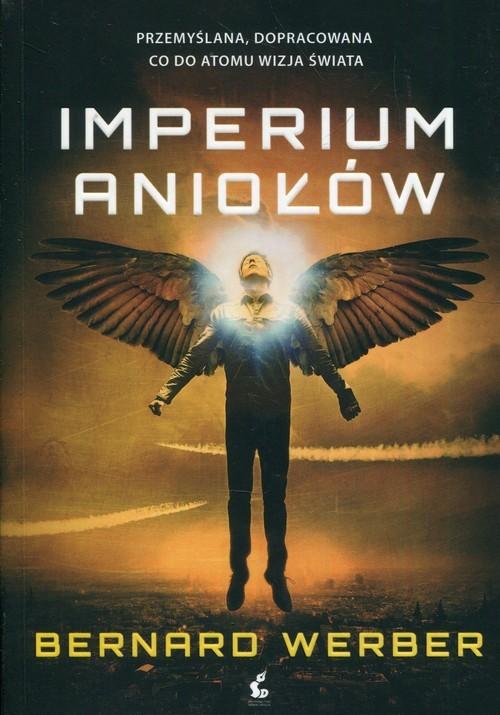 okładka Imperium aniołów, Książka | Werber Bernard
