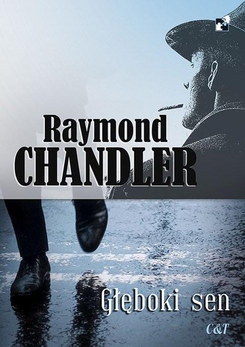 okładka Głęboki sen, Książka | Chandler Raymond