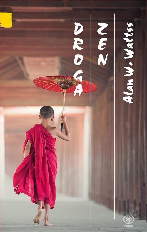 okładka Droga zen, Książka | Watts Alan