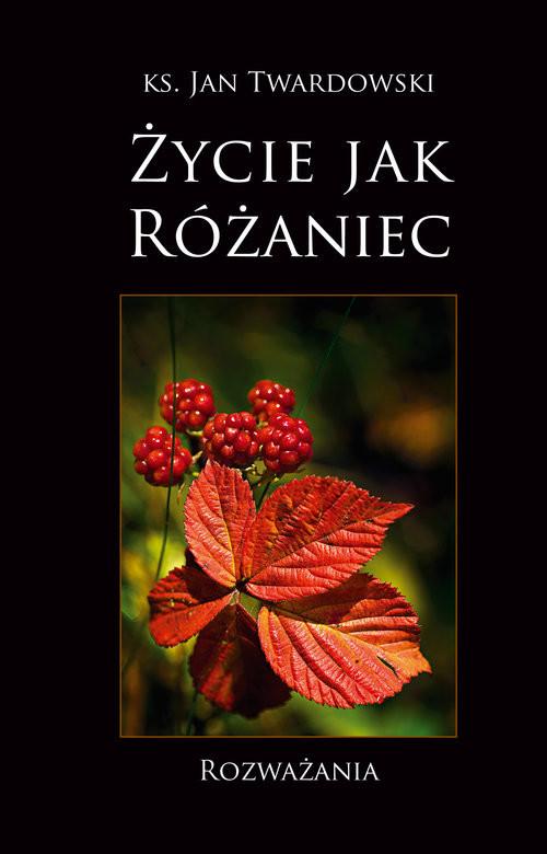 okładka Życie jak różaniec, Książka | Jan Twardowski