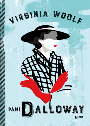 okładka Pani Dalloway, Książka | Virginia Woolf