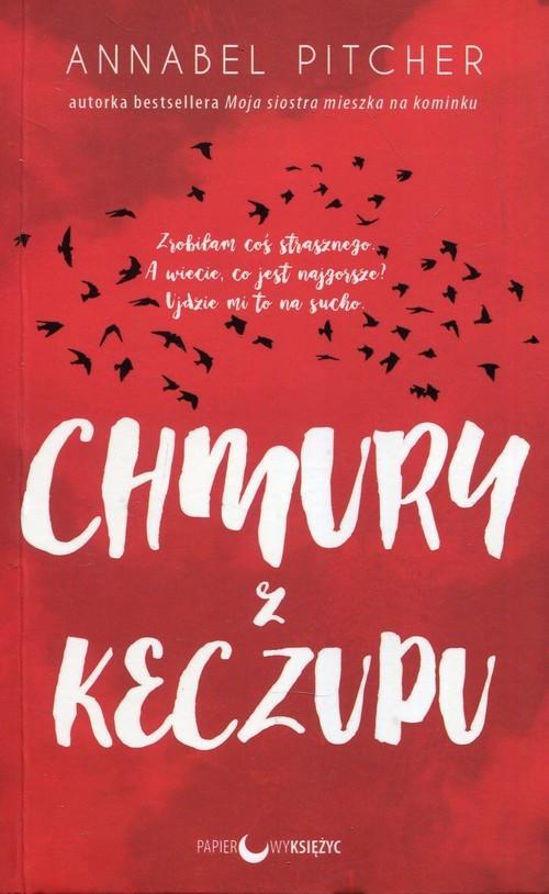 okładka Chmury z keczupu, Książka | Pitcher Annabel