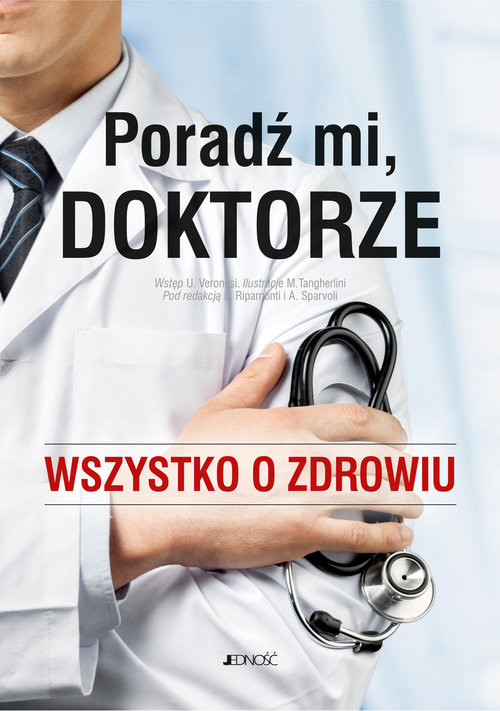 okładka Poradź mi, doktorze, Książka   Luigi Ripamonti, Antonelli Sparvoli