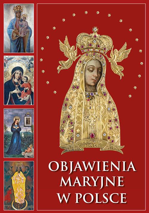 okładka Objawienia Maryjne w Polsce, Książka | Maryon-Golonka Joanna