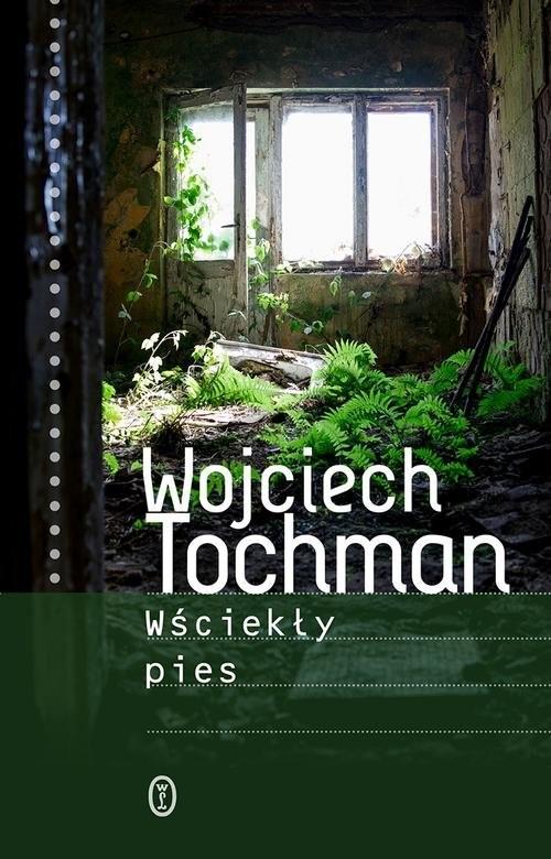 okładka Wściekły pies, Książka | Wojciech Tochman