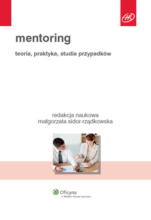 okładka Mentoring Teoria, praktyka, studia przypadków, Książka |