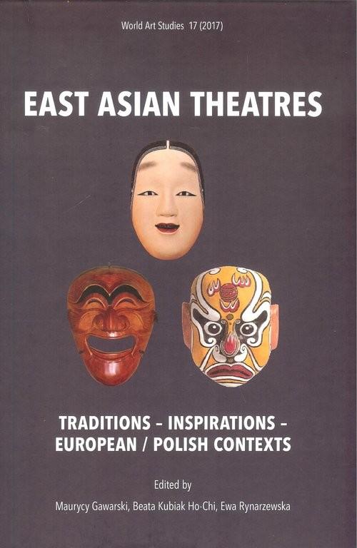 okładka East Asian Theatres, Książka |