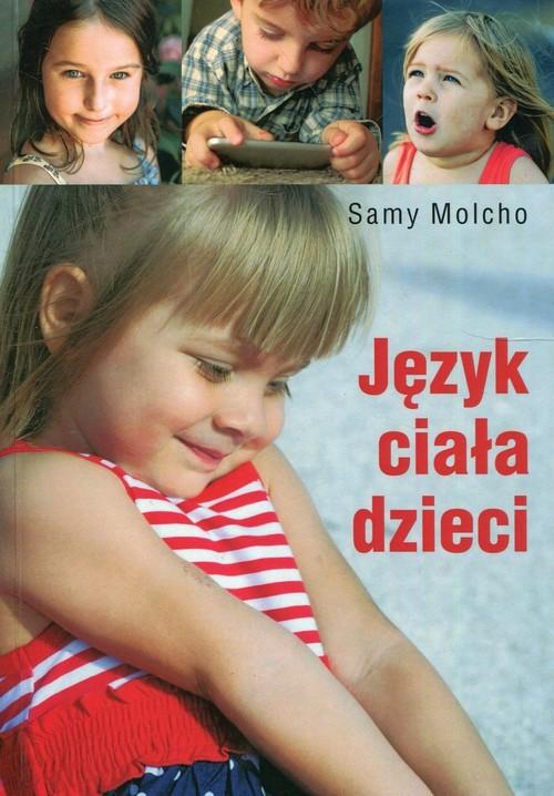 okładka Język ciała dzieci, Książka | Molcho Samy