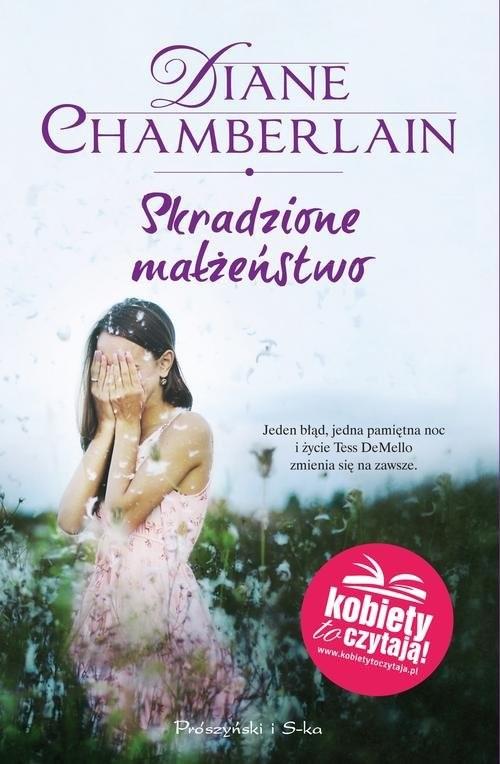 okładka Skradzione małżeństwo, Książka | Chamberlain Diane