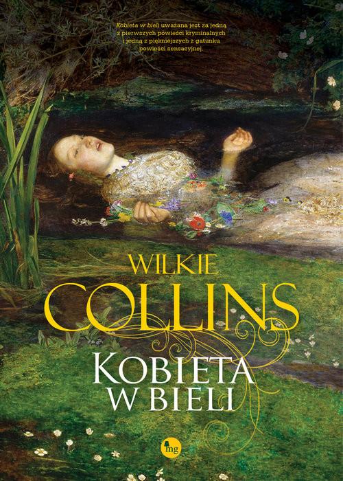 okładka Kobieta w bieli, Książka | Collins Wilkie
