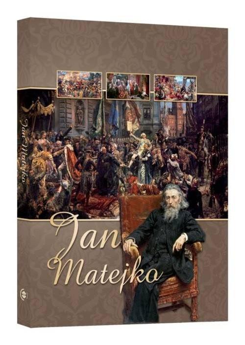 okładka Jan Matejko, Książka | Ristujczina Luba