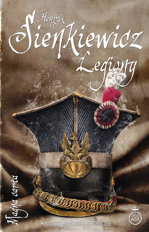 okładka Legiony, Książka | Henryk Sienkiewicz