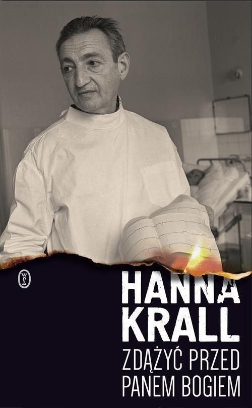 okładka Zdążyć przed Panem Bogiem, Książka | Krall Hanna