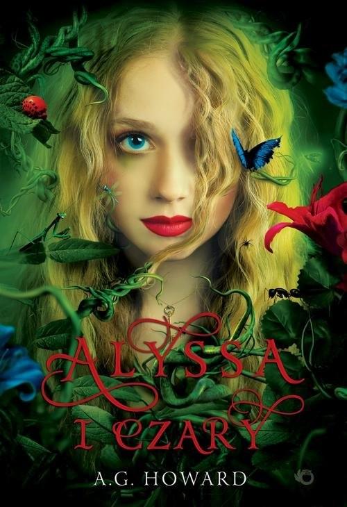okładka Alyssa i czary Tom 1, Książka | Howard A.G.