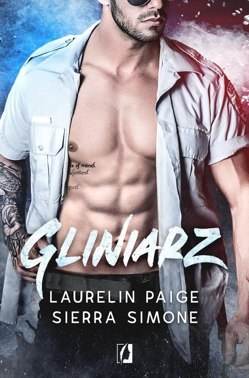 okładka Gliniarz, Książka | Laurelin Paige, Sierra Simone