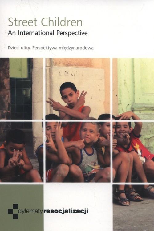 okładka Street Children An International Perspective, Książka |