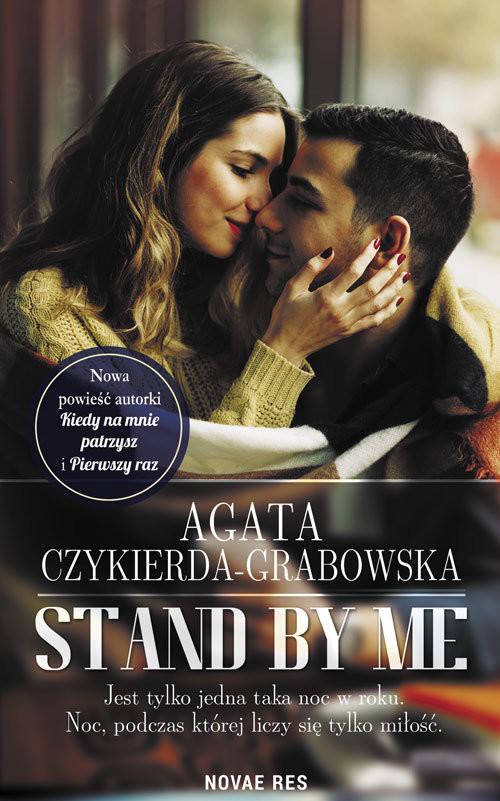 okładka Stand by me, Książka | Czykierda-Grabowska Agata