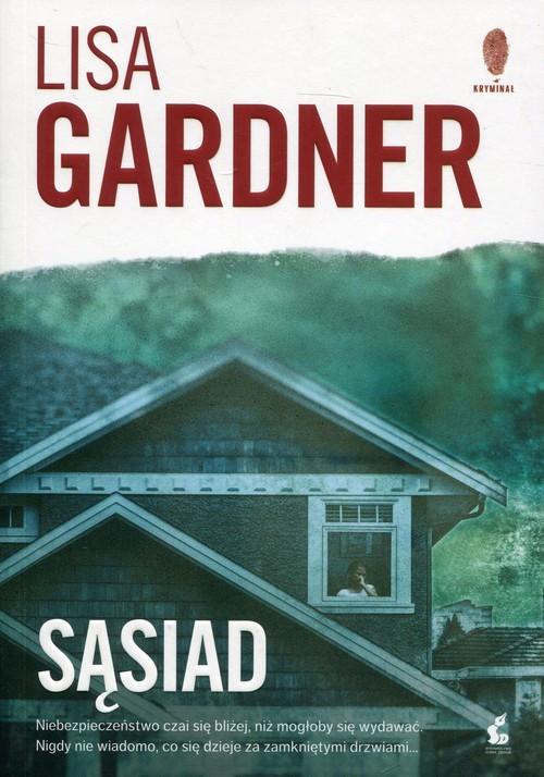 okładka Sąsiad, Książka | Gardner Lisa