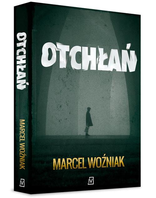 okładka Otchłań, Książka | Woźniak Marcel