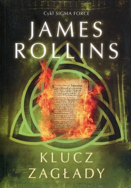 okładka Klucz zagłady Cykl Sigma Force Tom 6książka |  | Rollins James