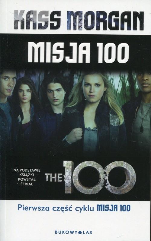 okładka Misja 100książka      Morgan Kass