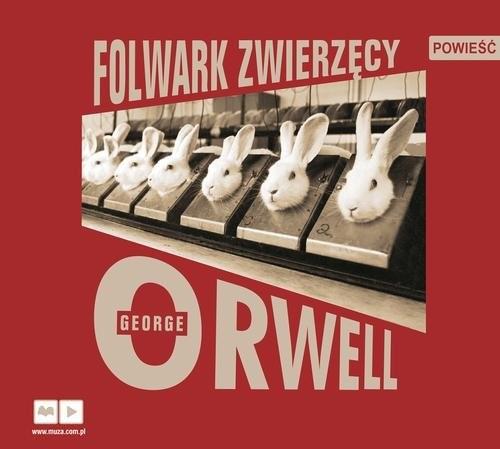 okładka Folwark zwierzęcyksiążka |  | Orwell George