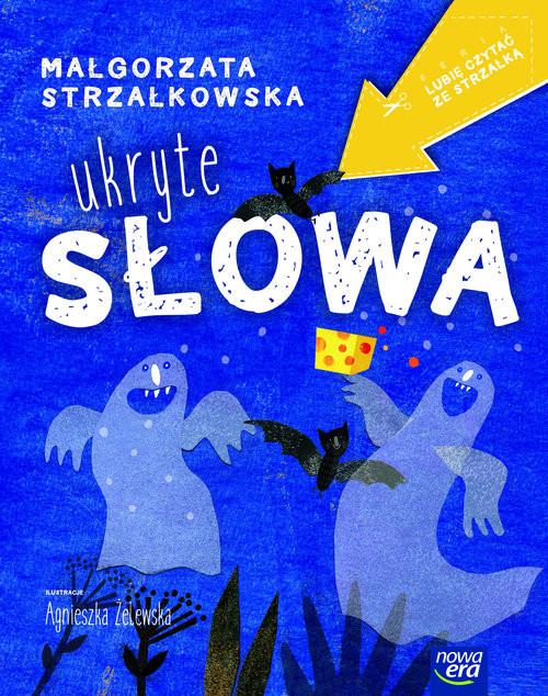 okładka Ukryte słowa, Książka | Małgorzata Strzałkowska