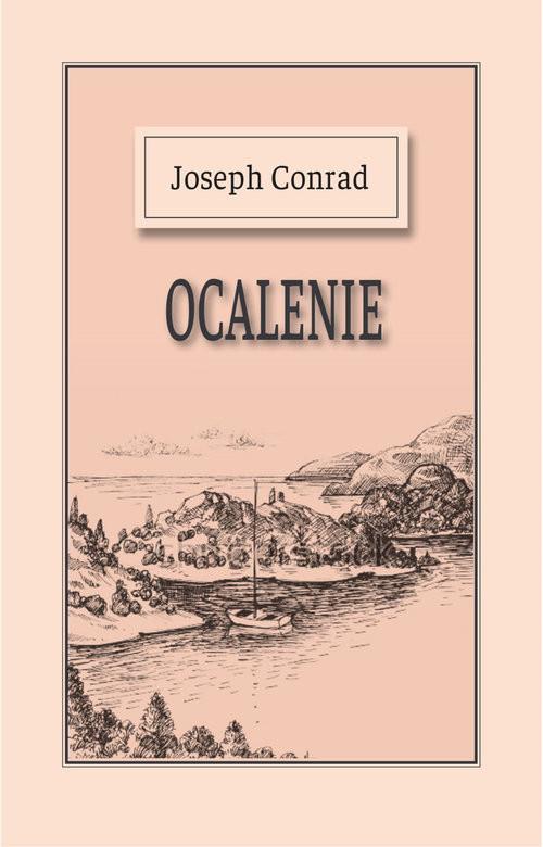 okładka Ocalenie, Książka | Conrad Joseph