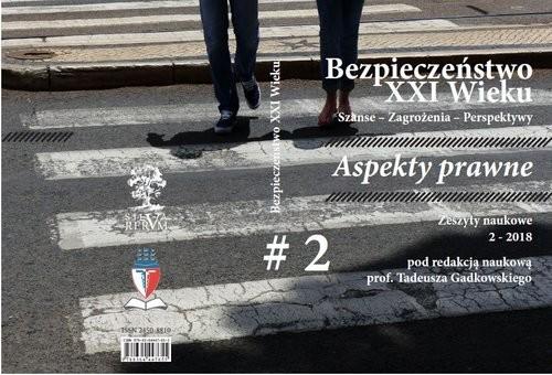 okładka Bezpieczeństwo XXI Wieku Szanse  Zagrożenia  Perspektywy, Książka | Zbiorowy