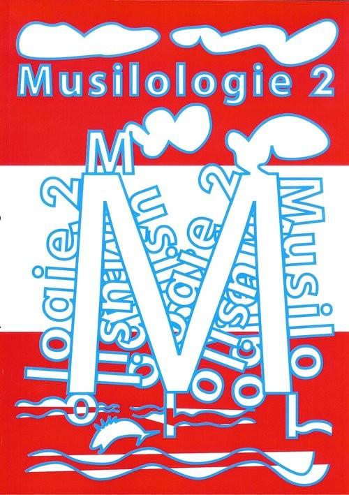 okładka Musilologie 2, Książka | Praca Zbiorowa