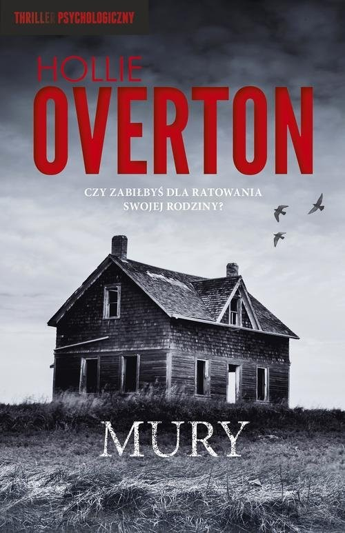 okładka Mury, Książka   Overton Hollie