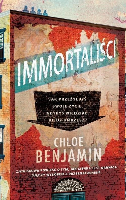 okładka Immortaliściksiążka |  | Benjamin Chloe