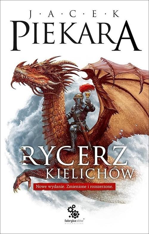 okładka Rycerz Kielichów, Książka | Piekara Jacek