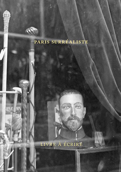 okładka Paris surréaliste Livre pour écrire, Książka | Taborska Agnieszka