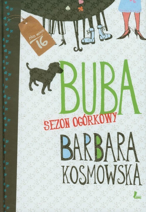 okładka Buba Sezon ogórkowy, Książka | Kosmowska Barbara