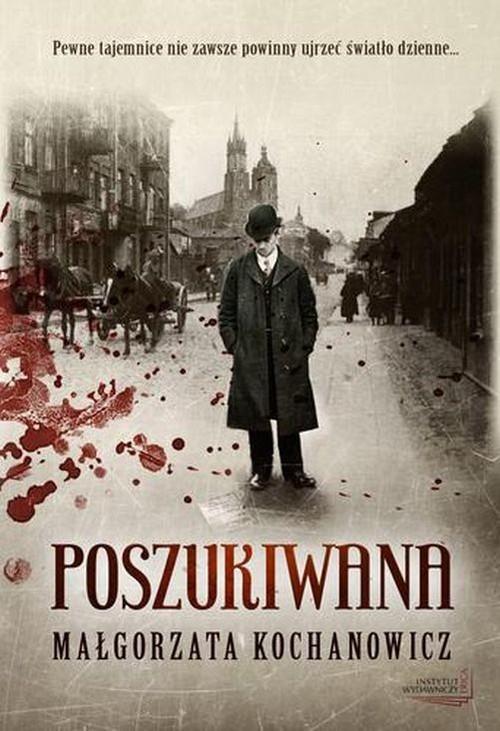 okładka Poszukiwana, Książka | Małgorzata Kochanowicz