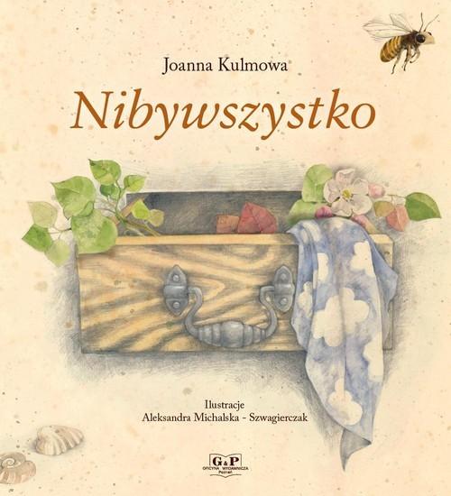 okładka Nibywszystko, Książka | Kulmowa Joanna
