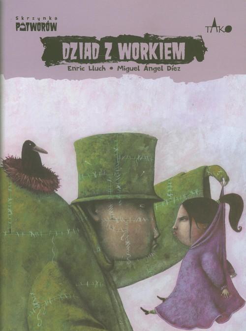 okładka Dziad z workiem, Książka | Enric Lluh, Miguel Angel Diez