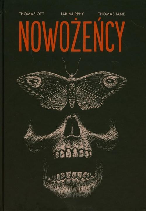 okładka Nowożeńcy, Książka   Thomas Ott, Tab Murphy, Thomas Jane
