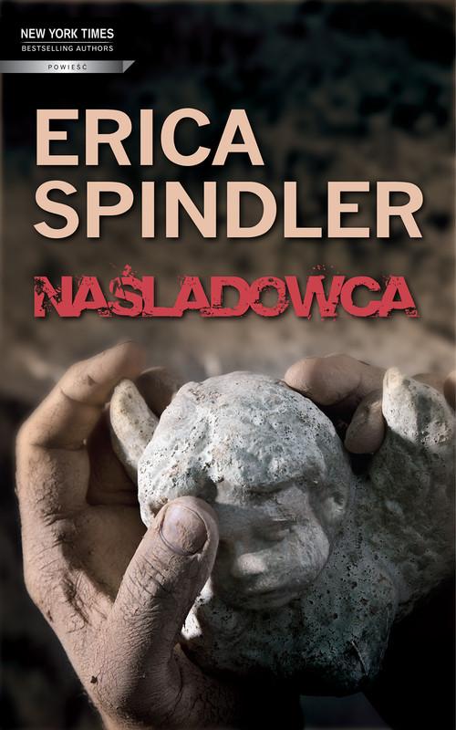 okładka Naśladowca, Książka | Spindler Erica