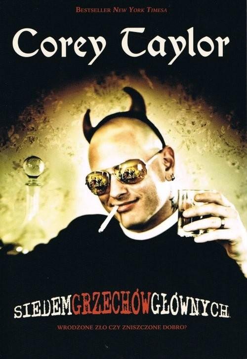 okładka Siedem grzechów głównych, Książka | Taylor Corey