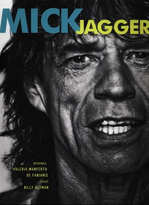 okładka Mick Jagger, Książka   Altman Billy