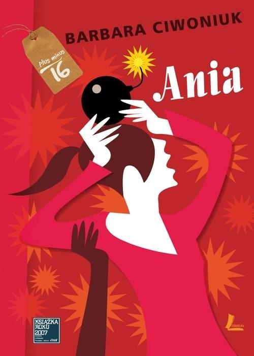 okładka Ania, Książka | Ciwoniuk Barbara